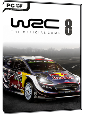 WRC 8 - FIA World Rally Championship Screenshot