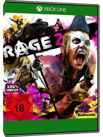 Rage 2 - Deluxe Edition (Xbox One Download Code) Screenshot