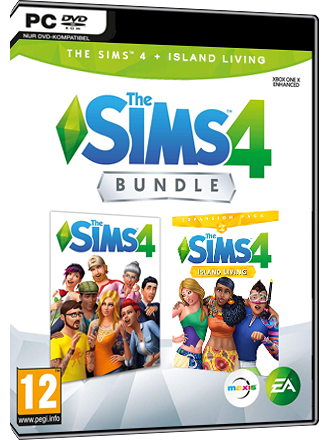 Die Sims 4 + Inselleben Bundle Screenshot