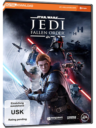 Star Wars Jedi - Fallen Order Screenshot