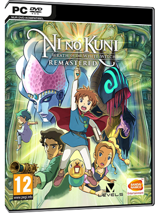 Ni No Kuni - Wrath of the White Witch Remastered Screenshot