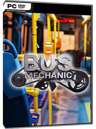 Bus Mechanic Simulator Screenshot