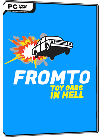 Fromto - Toy Cars in Hell Screenshot