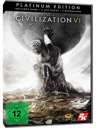 Civilization VI - Platinum Edition (EU Key) Screenshot
