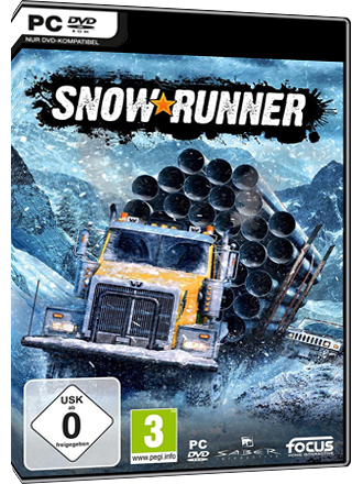 SnowRunner - Epic Games Store Key Screenshot