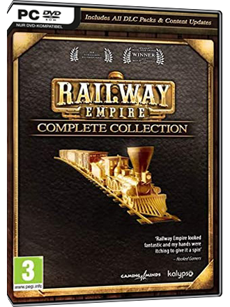 Railway Empire - Complete Collection Screenshot