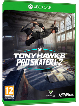 Tony Hawk's Pro Skater 1 + 2 - Xbox One Download Code [EU Key] Screenshot