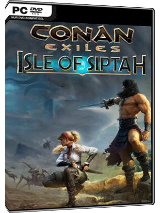 Conan Exiles - Isle of Siptah (DLC) Screenshot