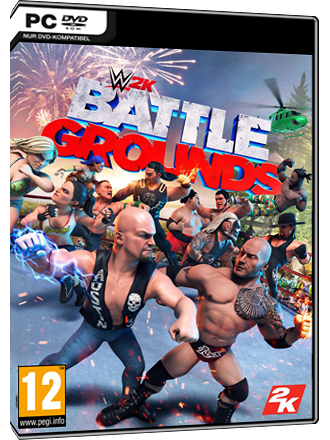 WWE 2K Battlegrounds [EU Key] Screenshot