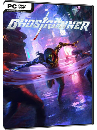 Ghostrunner Screenshot