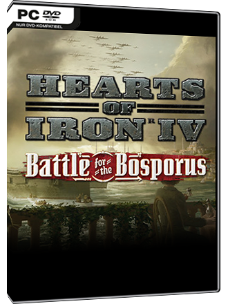 Hearts of Iron IV - Battle for the Bosporus (DLC) Screenshot