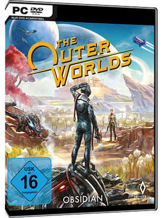 The Outer Worlds - Steam Key [EU] Screenshot