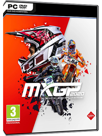 MXGP 2020 - The Official Motocross Videogame Screenshot