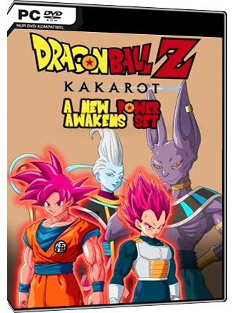 Dragon Ball Z Kakarot - A New Power Awakens Set (DLC) Screenshot