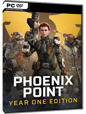 Phoenix Point - Year One Edition (Steam Key) Screenshot