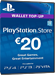 Playstation Network Card 20 Euro [ES]