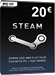 Steam Game Card 20 EUR