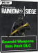 Rainbow Six Siege - Emerald Weapons Skin Pack (DLC)