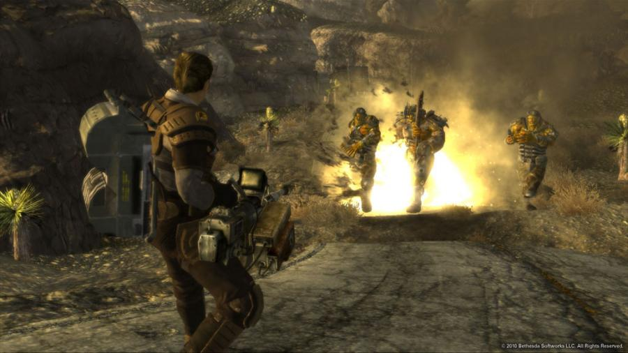 Fallout New Vegas (uncut) Screenshot 5