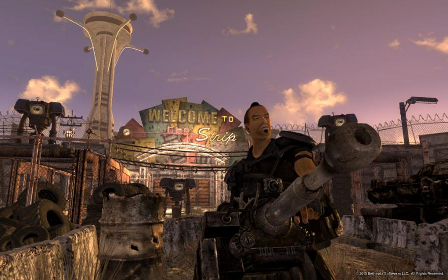 Fallout New Vegas (uncut) Screenshot 2