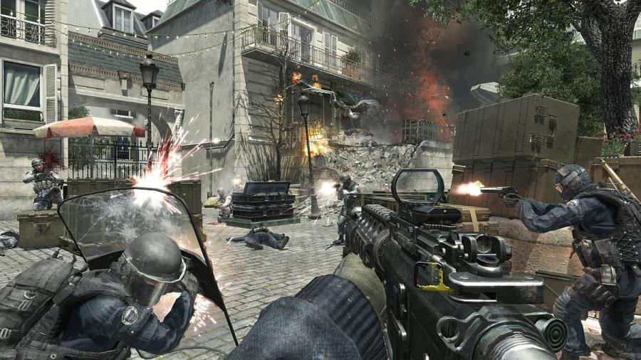 Call of Duty 8 - Modern Warfare 3 (Uncut) Screenshot 4