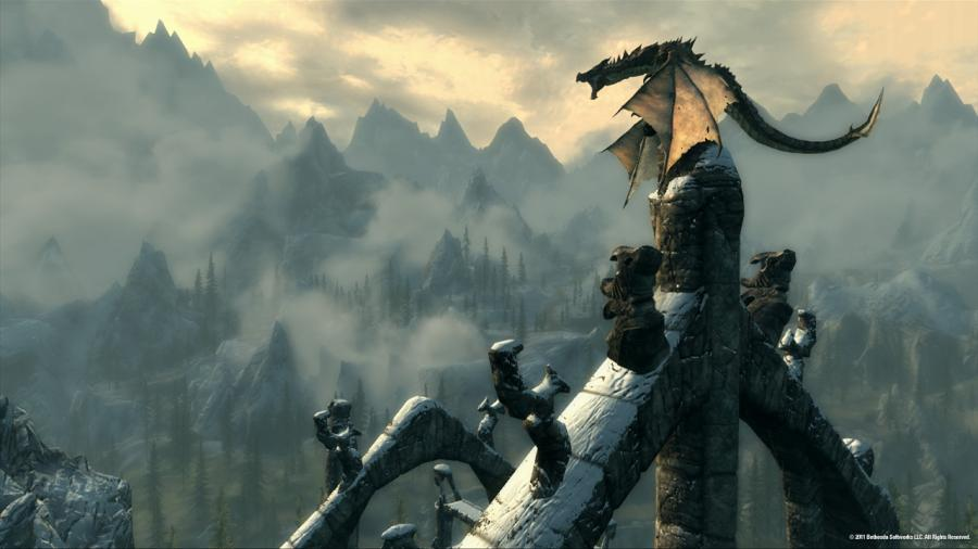 The Elder Scrolls V: Skyrim Screenshot 4