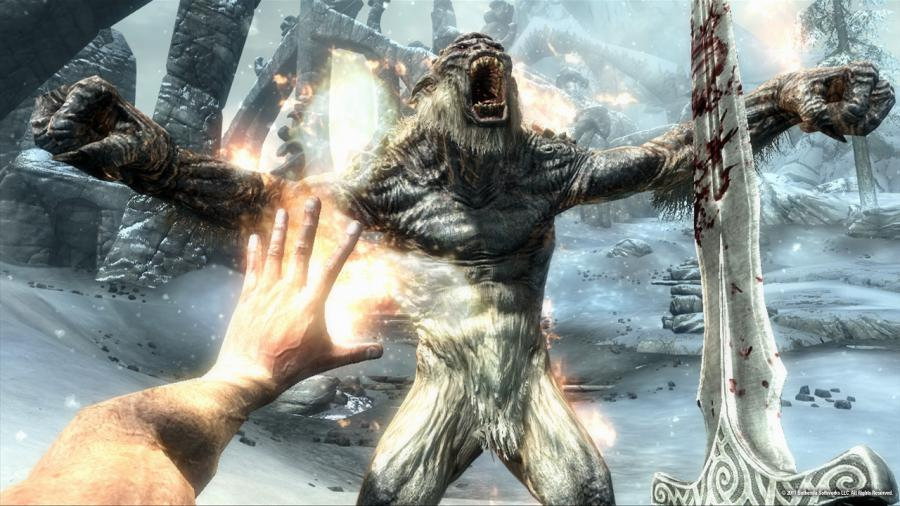 The Elder Scrolls V: Skyrim Screenshot 23