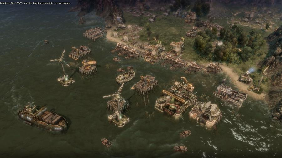 Anno 2070 Key Screenshot 8