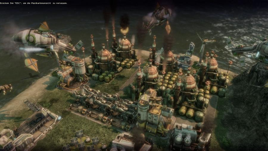 Anno 2070 Key Screenshot 10