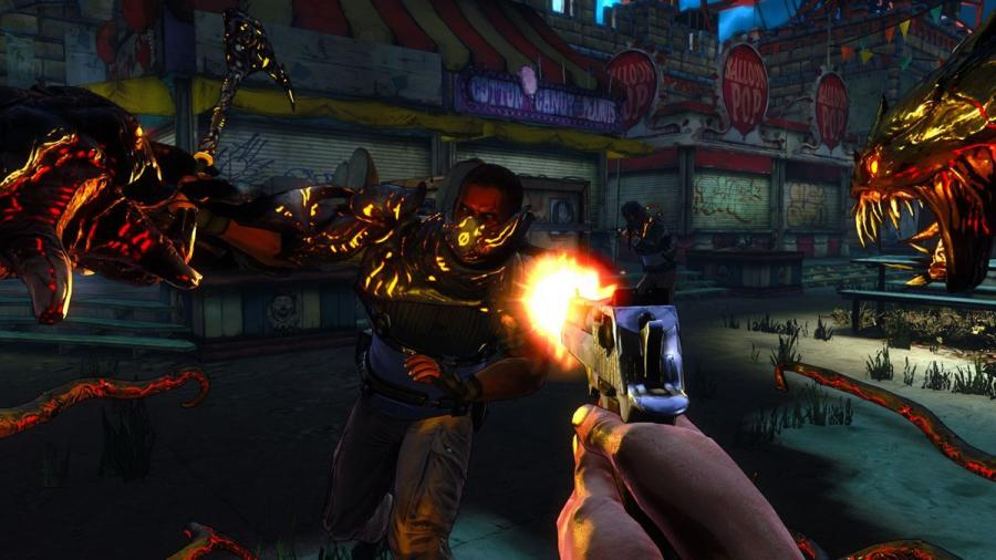 The Darkness 2 Screenshot 9