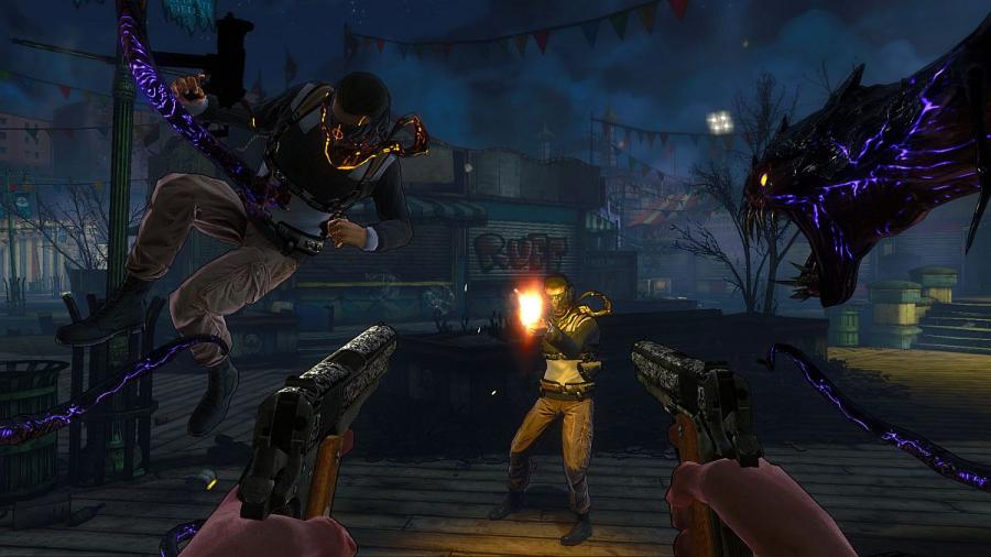 The Darkness 2 Screenshot 8