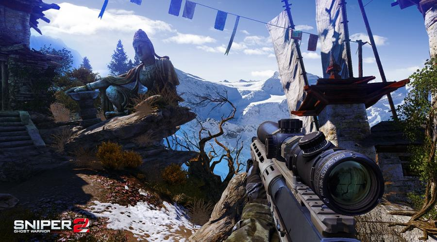 Sniper Ghost Warrior 2 Screenshot 2