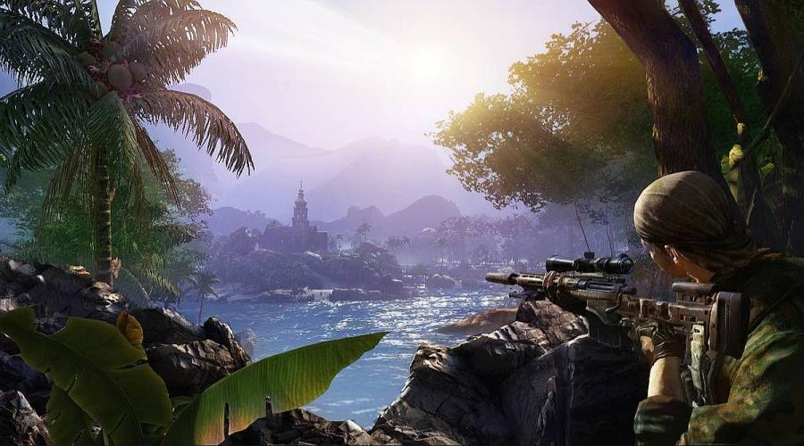 Sniper Ghost Warrior 2 Screenshot 4
