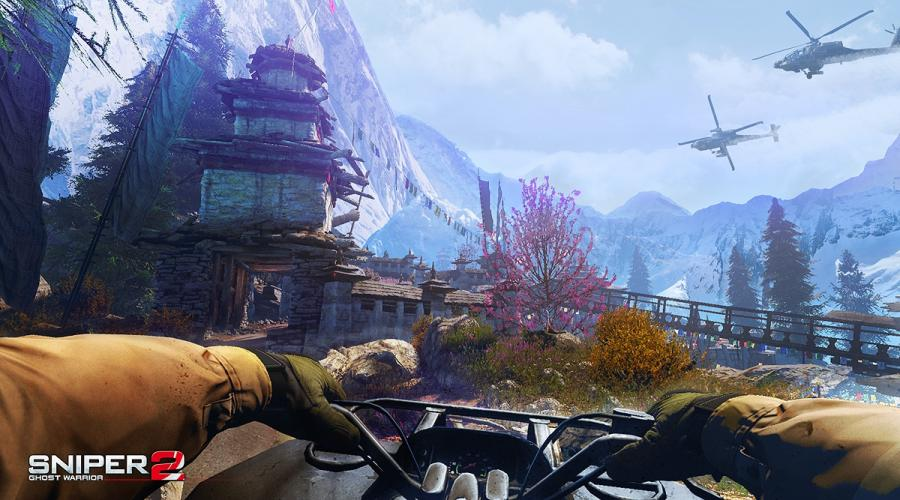 Sniper Ghost Warrior 2 Screenshot 3