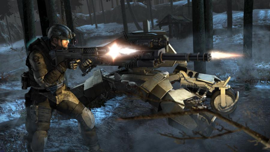 Ghost Recon - Future Soldier Screenshot 9
