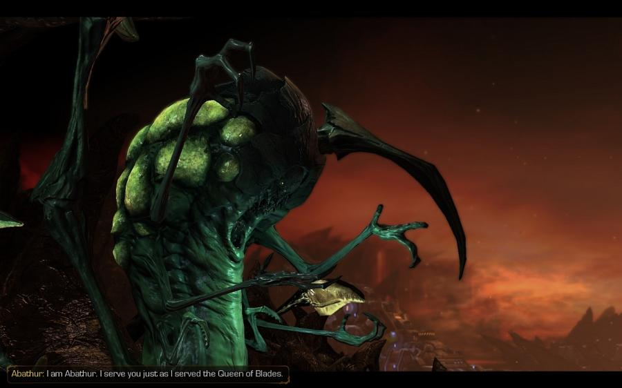 Starcraft 2: Heart of the Swarm (EU) Screenshot 12