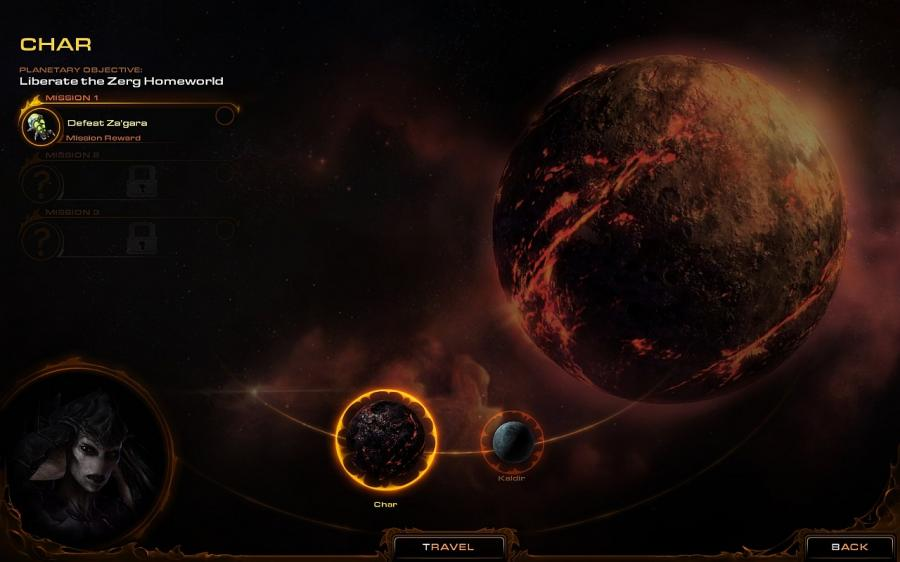 Starcraft 2: Heart of the Swarm (EU) Screenshot 11