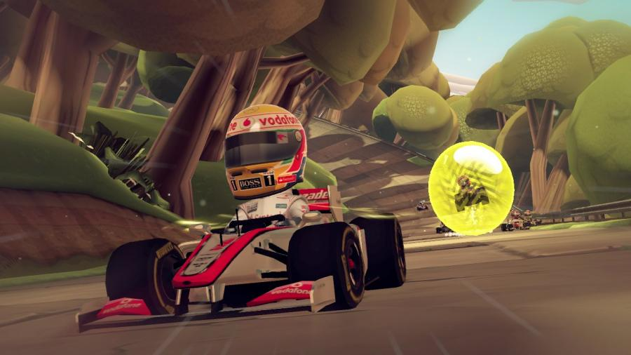 F1 Race Stars Screenshot 8