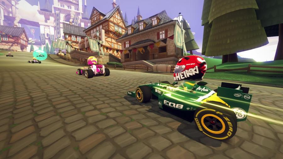 F1 Race Stars Screenshot 5