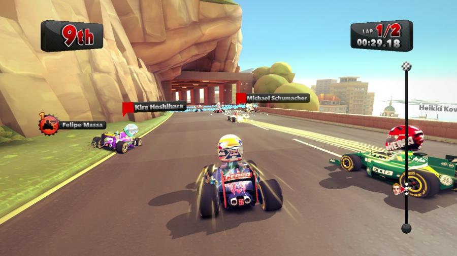 F1 Race Stars Screenshot 3