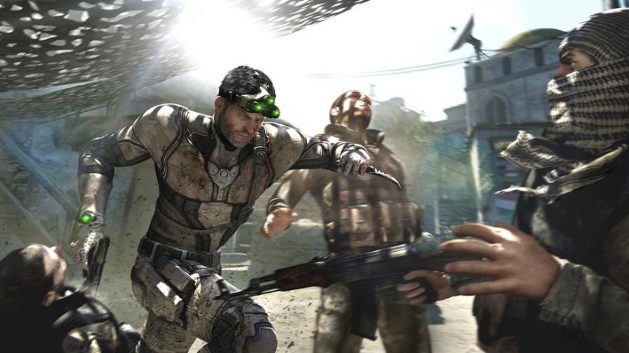 Splinter Cell Blacklist Screenshot 5