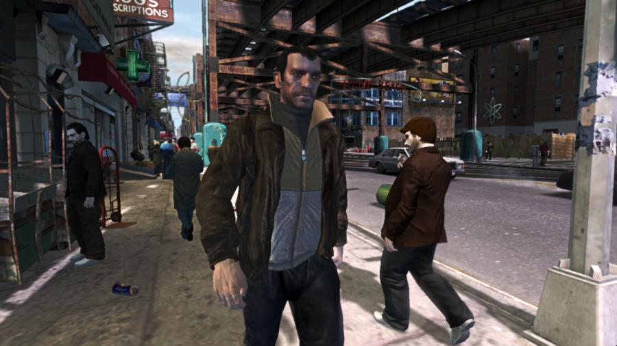 Grand Theft Auto IV - The Complete Edition (GTA 4) Screenshot 7