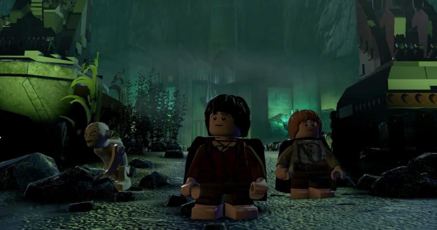 LEGO Der Herr der Ringe - LEGO The Lord Of The Rings Screenshot 2