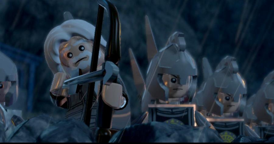 LEGO Der Herr der Ringe - LEGO The Lord Of The Rings Screenshot 6