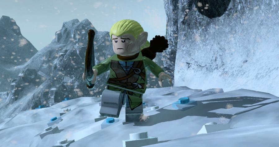 LEGO Der Herr der Ringe - LEGO The Lord Of The Rings Screenshot 4