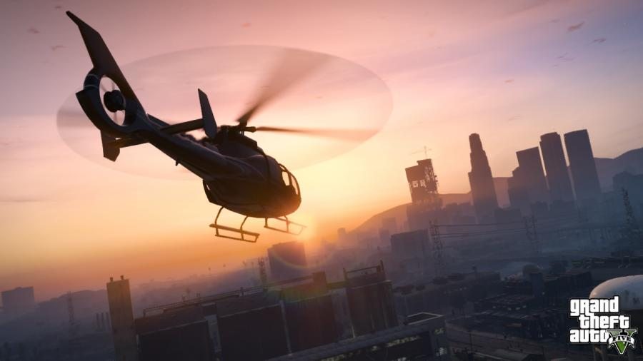 GTA 5 - Grand Theft Auto V Screenshot 10
