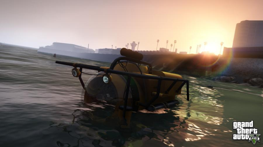 GTA 5 - Grand Theft Auto V Screenshot 13