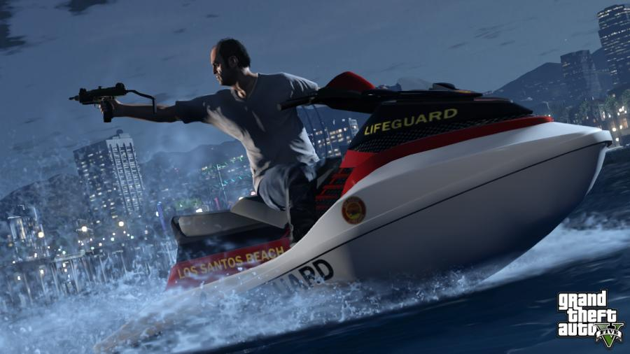 GTA 5 - Grand Theft Auto V Screenshot 4