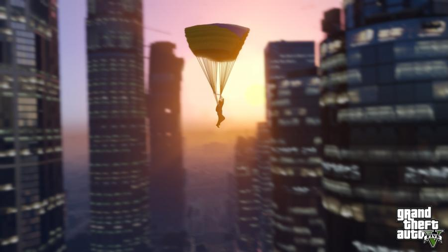 GTA 5 - Grand Theft Auto V Screenshot 8