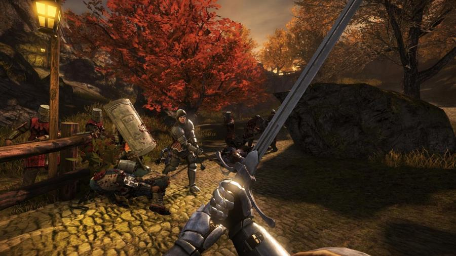 Chivalry - Medieval Warfare Screenshot 2